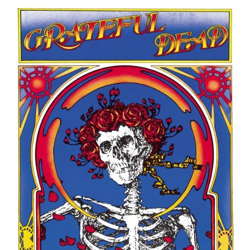 Grateful Dead (Skull & Roses)