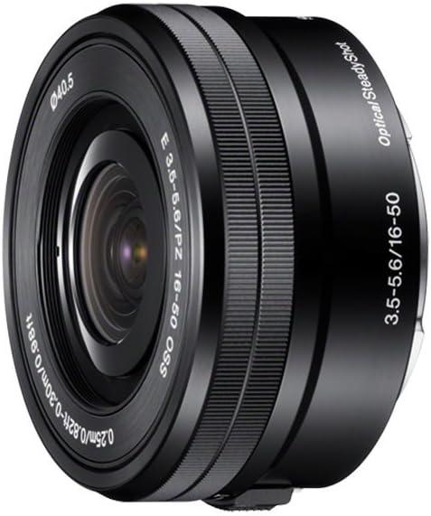 Sony 16-50mm F3.5-5.6 OSS - Objetivo para Sony (Distancia Focal 16 ...