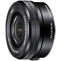 Sony 16-50mm F3.5-5.6 OSS - Objetivo para Sony (Distancia Focal 16-50mm, Apertura f/3.5-36, Zoom óptico 3X, estabilizador, diámetro: 40.5mm) Negro