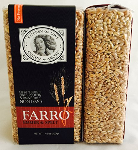 Cucina & Amore Grains Farro by Cucina & Amore
