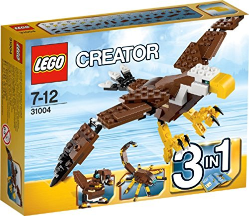 LEGO Creator Fierce Flyer Set # 31004
