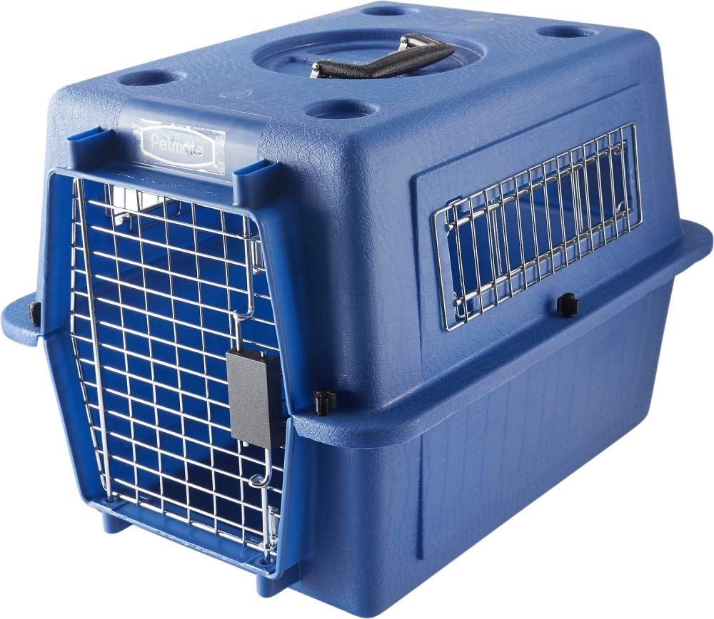 TRUE blueE Up to 15 lbs TRUE blueE Up to 15 lbs Pet Mate Vari Kennel Fashion upto 15LBS