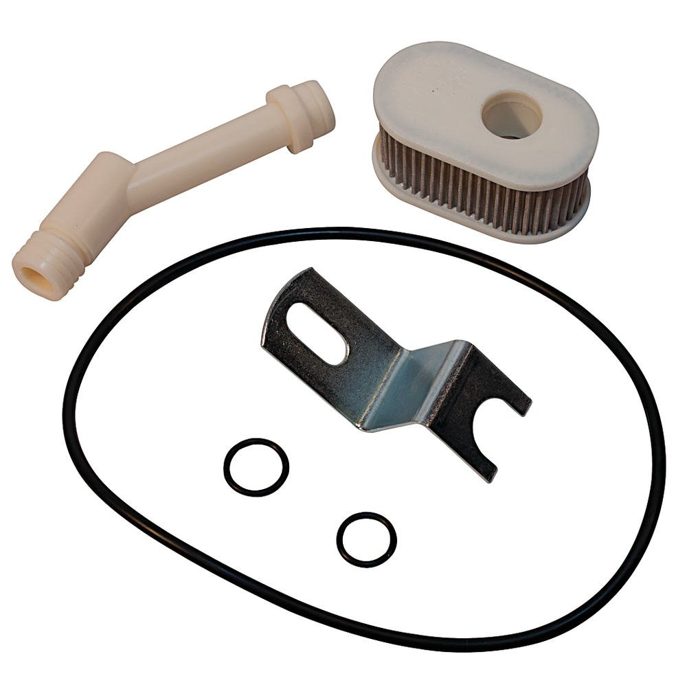 INLET FITTING//FILTER KIT Western Plow Part #66763-1