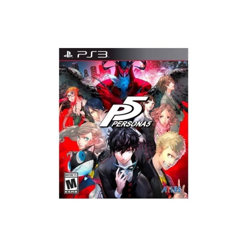 Persona 5 - PlayStation 3 Standard Editi