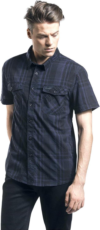 Brandit Roadstar Shirt Camicia Uomo