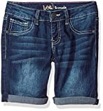 LEE Big Girls' Fashion Bermuda Short, Blueberrycrm, 10