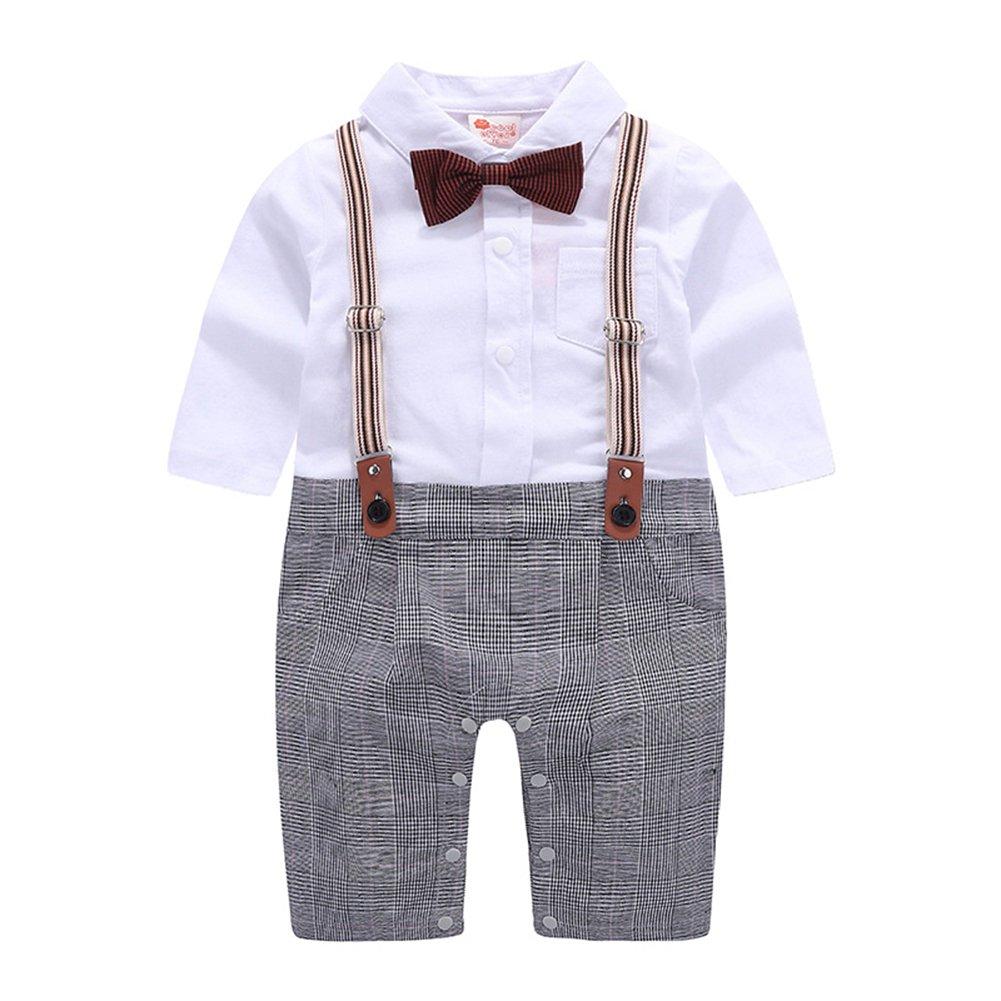 G-Kids Baby Boys' Jumper Christening Gown