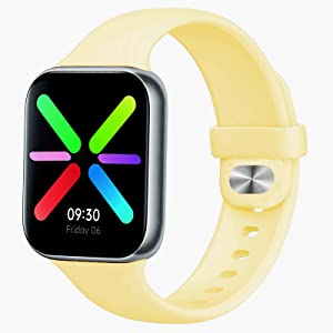 Lesampo 38mm 40mm 42mm 44mm iWatch Sport Bands Compatible with Apple Watch Series 5 4 3 2 1 and Compatible with Nike+ Watch