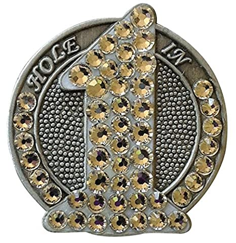Image Unavailable. Image not available for. Color  Bonjoc Ball Marker and Hat  Clip HOLE IN ONE 00cb60e2bcad