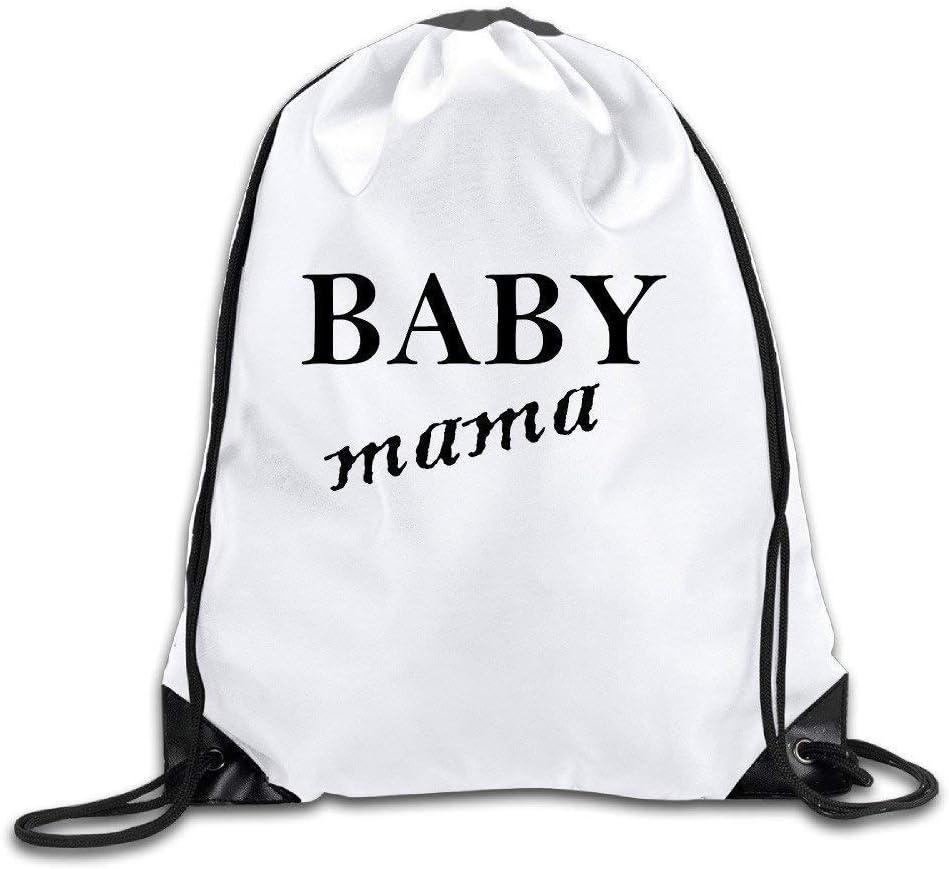 Dutars bébé Mama Cool Cordon de Serrage Sac à Dos Sac avec Cordon de Serrage