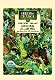 Seeds of Change 01901 Certified Organic Salad Mix, Mesclun