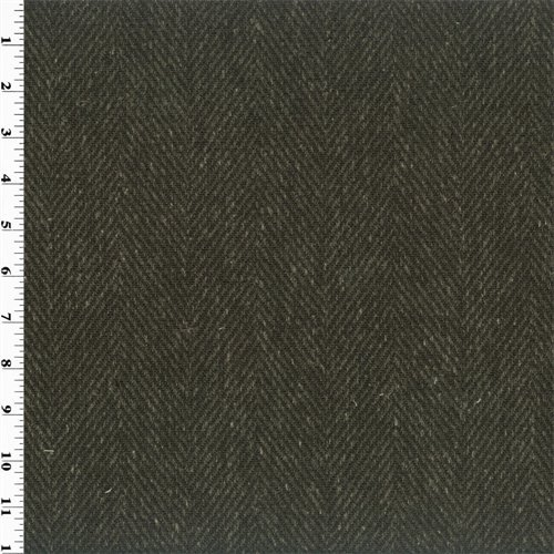 Tunnel Black Zegna Herringbone Home Decorating Fabric, for sale  Delivered anywhere in USA