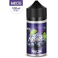 IMECIG Liquid E para cigarrillos electrónicos, líquido