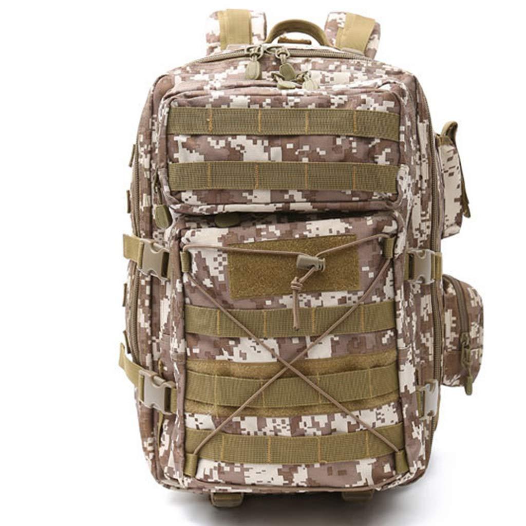 DE Outdoor Bergsteigen Tasche Camouflage Bag Outdoor Sports Reise 55L Bergsteigen Tasche