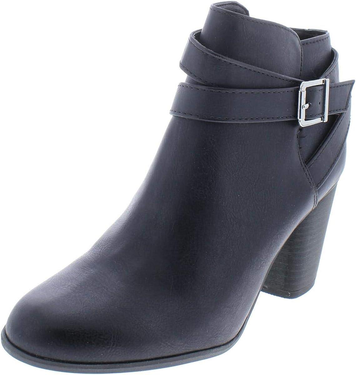 Material Girl Womens Lexia Almond Toe