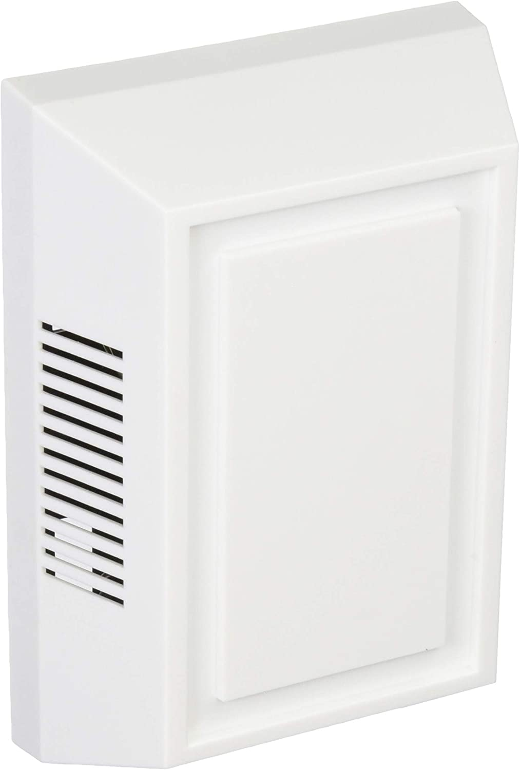 IQ America DW-2402 Wired Door Chime with Modern Design Cover Replaces DW-2405 and DW-2403A 2-Note or 1-Note White 6