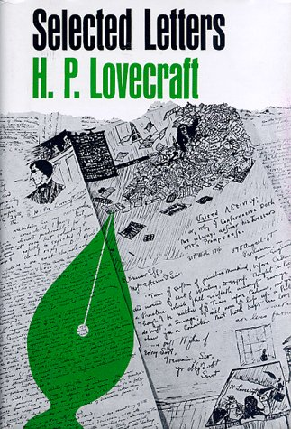 Selected Letters III: 1929-1931 H. P. Lovecraft