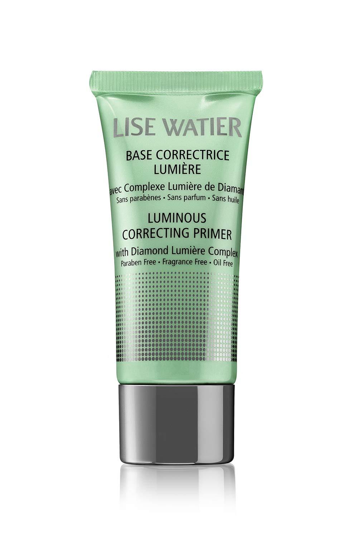 Lise Watier Luminous Correcting Primer, Vert, 1 Fluid Ounce Marcelle group - Beauty
