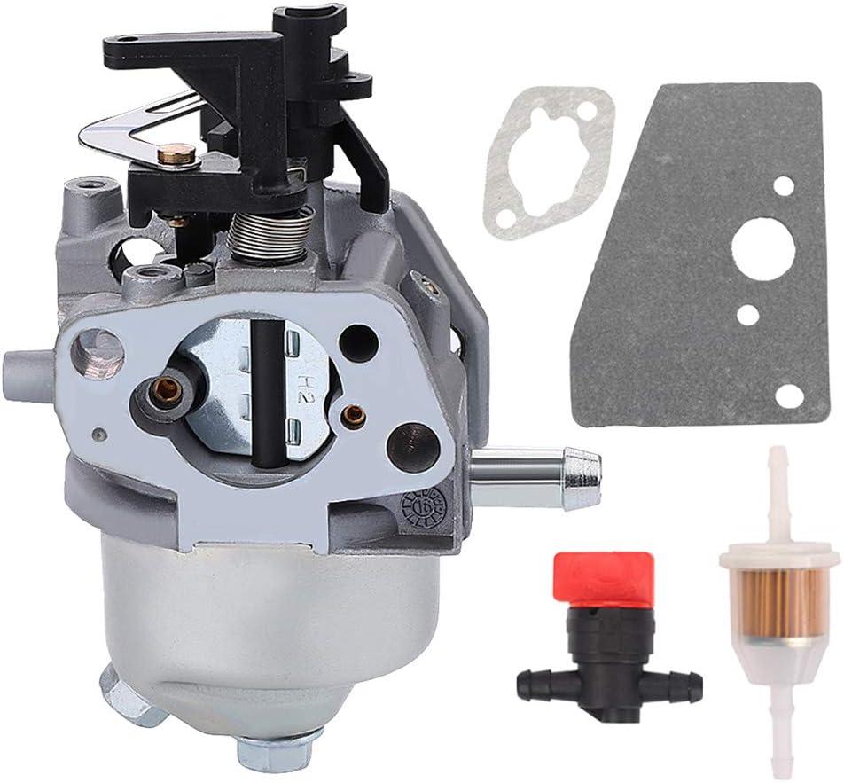 ATVATP XT650 Carburetor Kit 1485355-S 1485368-S Carb Replacement for Kohler XT650 XT675 XT6.5 XT6.75 Lawn Mower & 2505022-S1 Fuel Filter