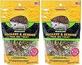 Sunseed Company-Vita Prima Hedgehog Treat-Wigglers