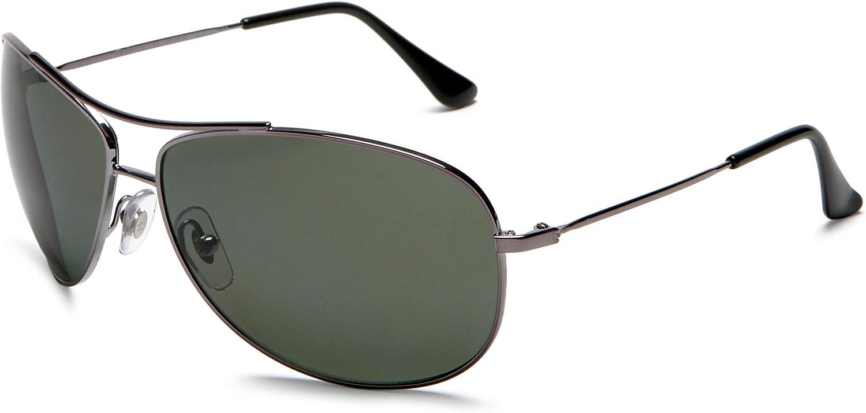 Ray-Ban Rb3293 Aviator Metal Sunglasses