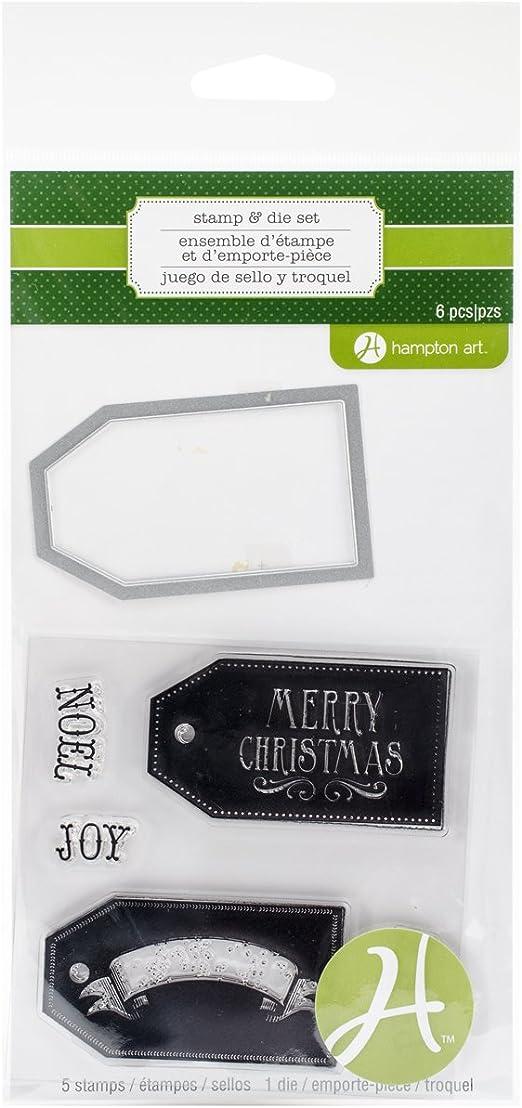 Hampton Art Layering Clear Stamp Set ~Today/'s Goals~ 30 pc Stamp Set SC0779
