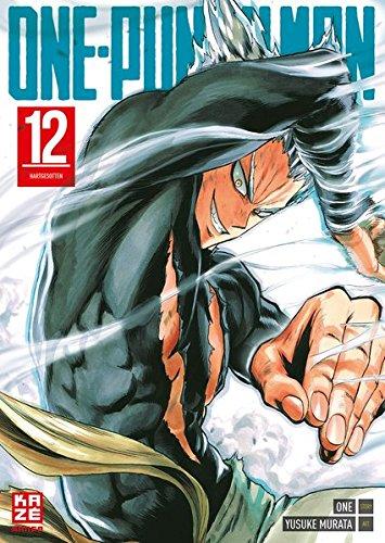 ONE-PUNCH MAN 12 Taschenbuch – 6. Juni 2018 Yusuke Murata John Schmitt-Weigand KAZÉ Manga 2889218562