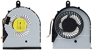 Laptop CPU Cooling Fan for DELL Inspiron 15 5555 5558 5559 5458 5459 5755 5758 DFS541105FC0T FG9V 0.5A