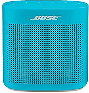 Bose® SoundLink Color II - Altavoz Bluetooth, Azul