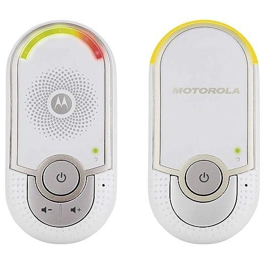 Testbericht Motorola MBP 8 Babyphone