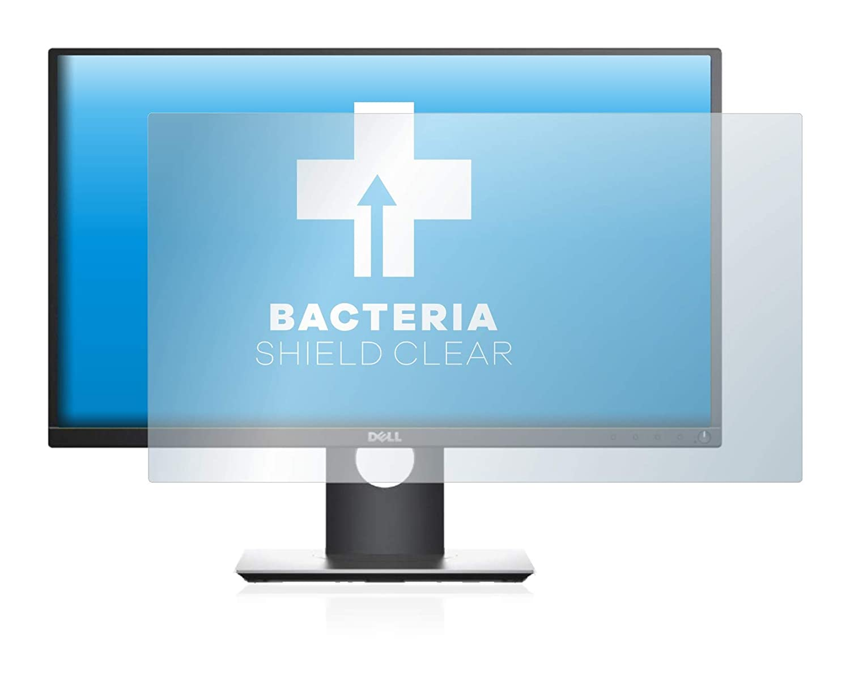 upscreen Protection Ecran Antibact/érien Compatible avec Dell E2418HN Film Protecteur Anti-Rayures