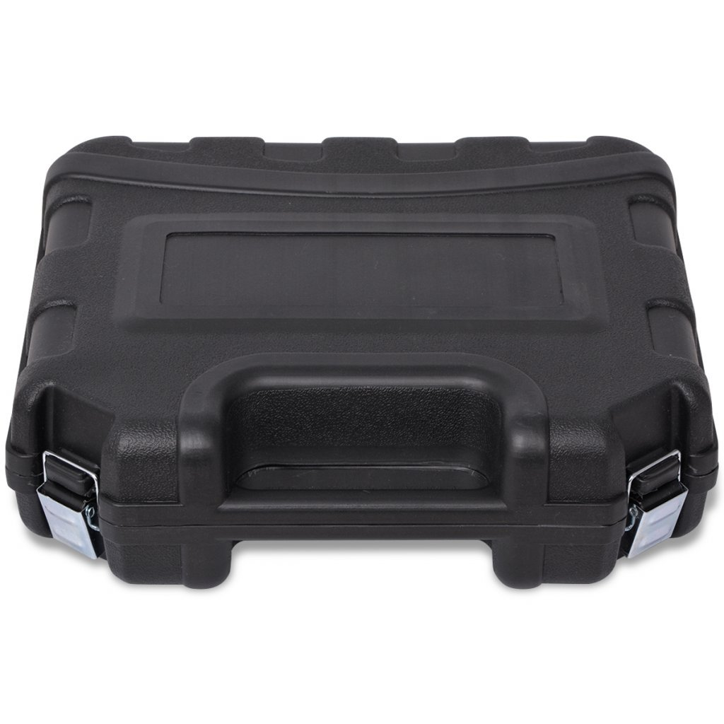 Festnight Kit de perceuse-visseuse avec Chargeur 2 x Batterie au Lithium-ION 18V