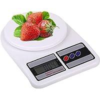 Mutfak Tartısı, Elektronik Hassas Mutfak Terazisi, Tartısı, Dijital Mutfak Tartısı,10 KG 1 GR Hassasiyet, Dara Özelliği