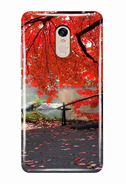 sports shoes 0c0c4 7b058 Hupshy Printed Back Cover for Redmi Note 4 - Multicolor: Amazon.in ...