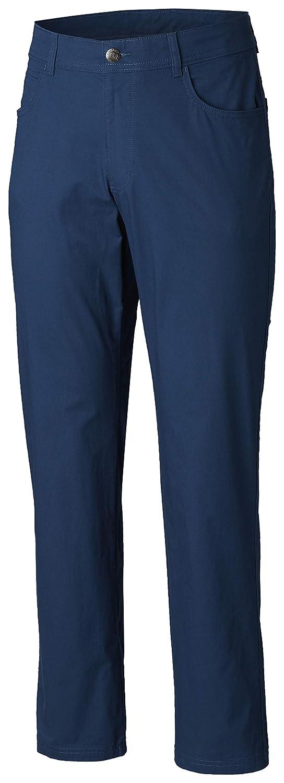 Bleu Pétrole 36W   30L Columbia Homme 1805101 Pantalon de randonnée