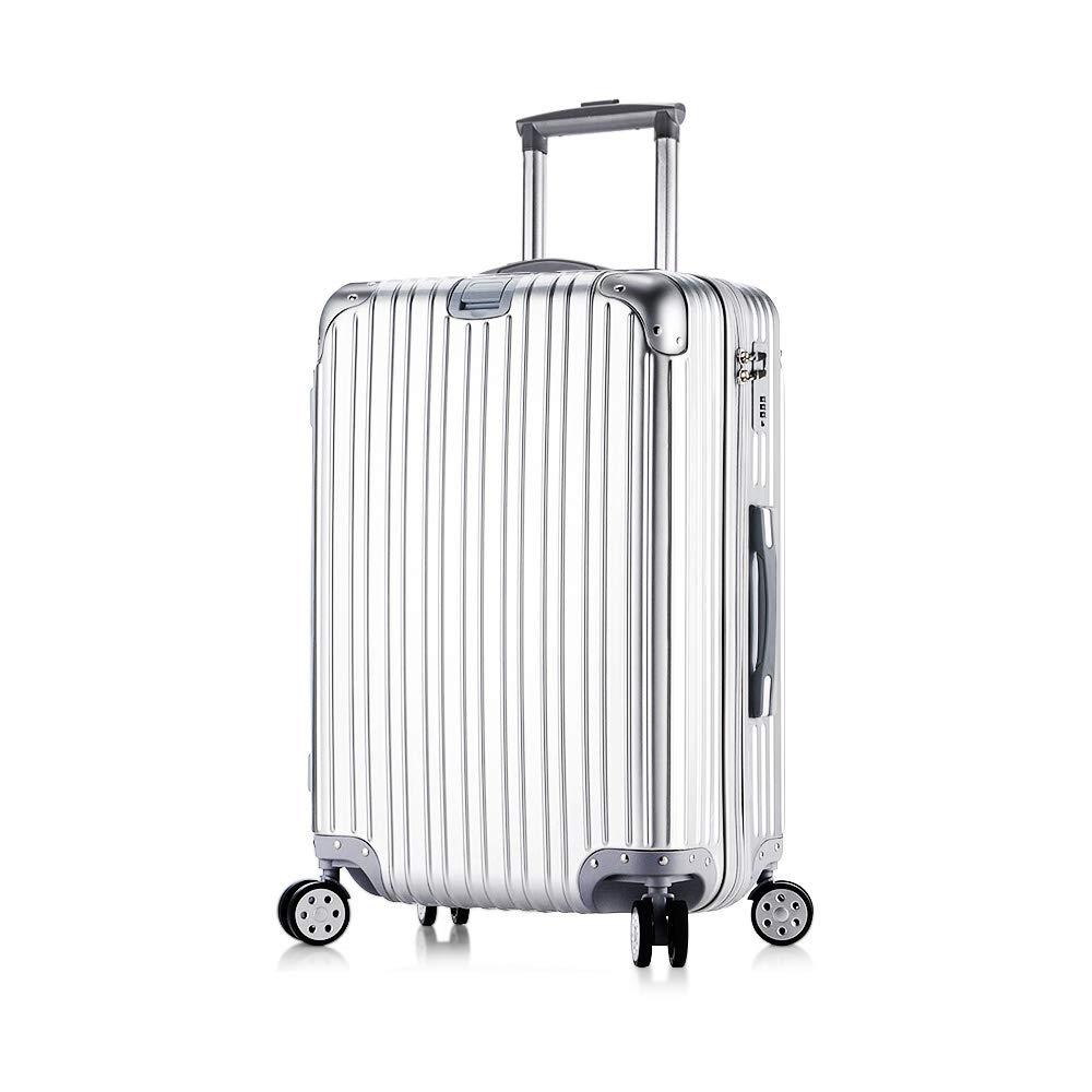 770d906892 スーツケース 軽量 静音 キャリーケース 大型 4輪 TSAロック付 ファスナータイプ アルミ合金製 耐衝撃 防水 大容量 旅行 出張