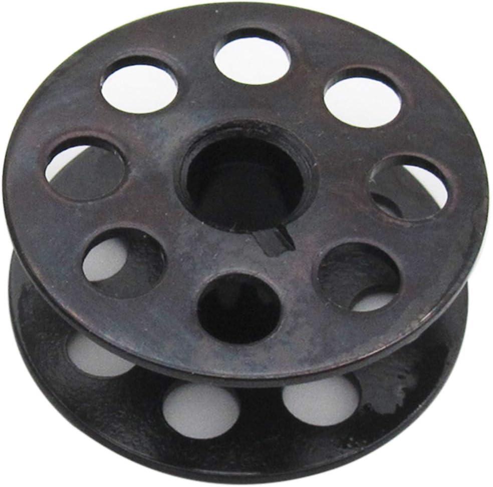 Para Consew 206rb//Brother Juki bobinas con agujeros M-Style Walking pie parte # 18034 (18034b): Amazon.es: Hogar