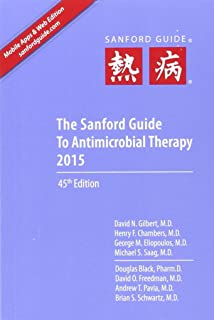 Ledermans internal medicine and critical care pocketguide the sanford guide to antimicrobial therapy 2015 fandeluxe
