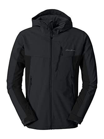 7603daa6c3e0 Eddie Bauer Men s Sandstone Shield Hooded Jacket at Amazon Men s ...