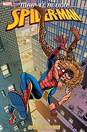 MARVEL ACTION SPIDER-MAN 10 11 12 1st print set VENOM SPIDER-GWEN MILES MORALES