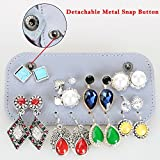 Teamoy Double Layer Jewelry Organizer Case, Travel