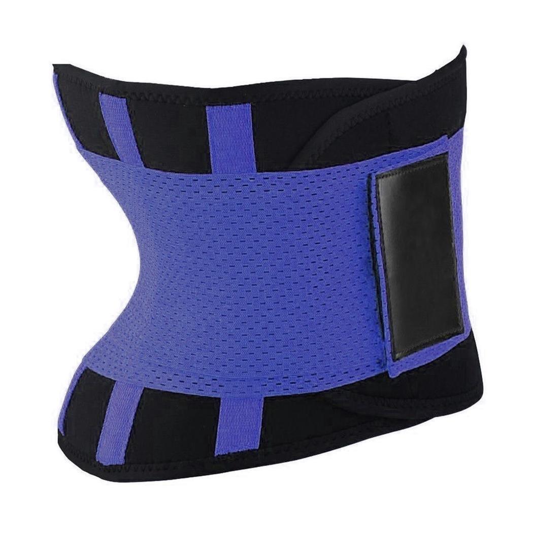 erholi Unisex Waist Cincher Training Corset Underbust Body Shaper Belt Sport /& Slimming Waist Cinchers