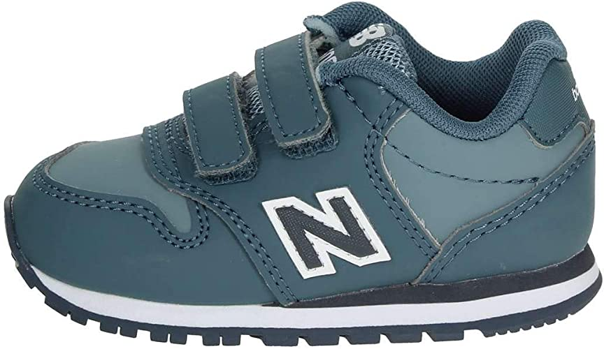 new balance enfant gris