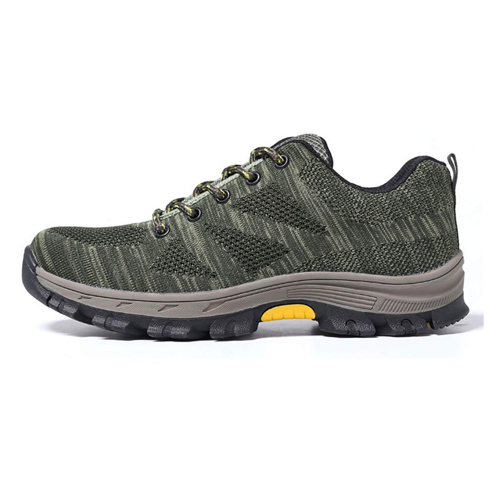 Confortable Embout de Protectio en Acier Chaussure de Travail Respirant et L/ég/èreet Hommes Randonn/ée Travail Chaussures Mxssi Chaussure de S/écurit/é pour Homme