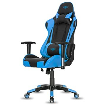 BlueDesign Spirit Play Fauteuil To Gamer Of Demon PkwX8n0O