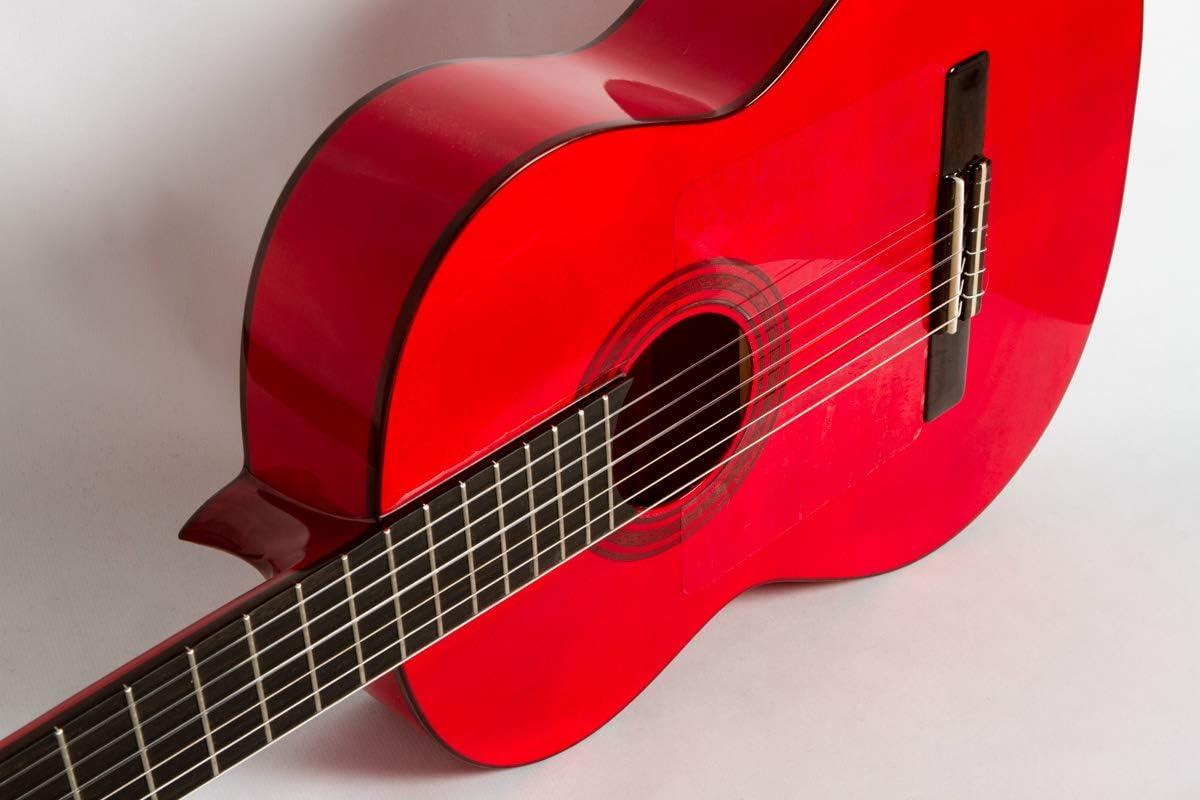 Guitarra Flamenca flaca hecha a de Barcelona, España: Amazon.es: Instrumentos musicales