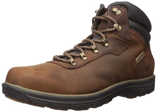 Zapato De Trabajo Para Hombre Skechers Tamaño 9.5 D(m)