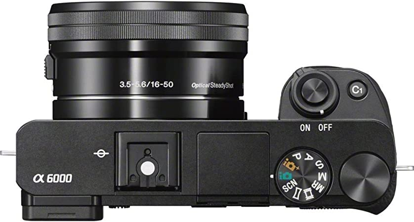 Sony ILCE6000L/B product image 4