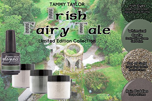 "Tammy Taylor Nails - Limited edition Collection ""IRISH FAIRY"