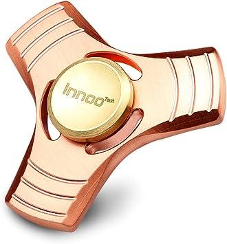Innoo Tech Tri Fidget Spinner 4-7 Minutos: Amazon.es: Juguetes y juegos